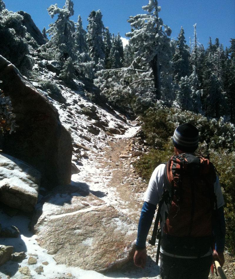 Wilderness Adventure and Safety the 10 (plus 3) essentials, Idyllwild