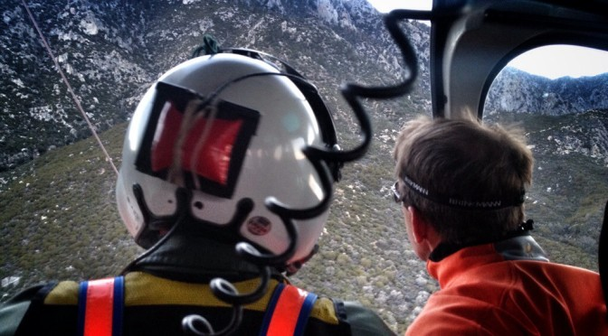 High Country Helicopter Rescue